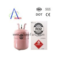 China Manufacturer Price Competitive Fast Delivery R32 Refrigerant Gas thumbnail image