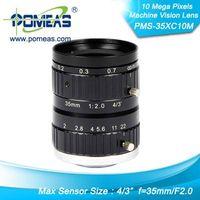 "4/3"" FL35mm Machine Vision Lens"