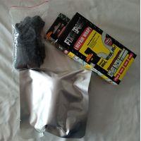 Water activity pu resin cured fiberglass armored cast tape