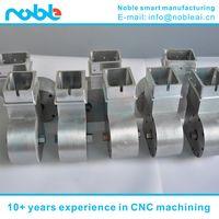 aluminum alloy industrial robot Turbine & worm CNC machining quotation