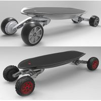 New Electric Skateboard Carbon Fiber RxD HoverBoard Off Road Model