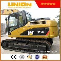 Cat 315D (15 t) Excavator