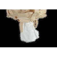 Vietnam supplier PP woven bulk big ton bag/ jumbo bag for packing stone, fish meal,sugar,cement,sand thumbnail image