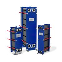 Alfa Laval brazed plate heat exchanger heat exchanger CB series universal warm heat exchanger