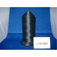 ESD-001 High Tenacity Conductive Yarn for IEC 61340-4-4 static protective/ anti-static PP bag, bulk