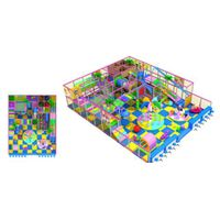 2013 Newest  Indoor Playground  For Kids thumbnail image