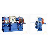 Rail Mold Open Hydraulic Molding Press Machine thumbnail image