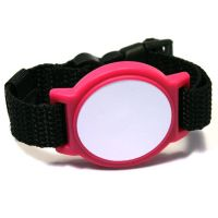 RFID Nylon Wristband for Event Access Control thumbnail image