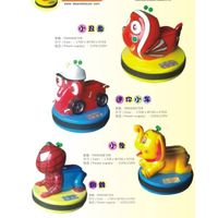 Battery toy car-lovely bee/kiddy rides
