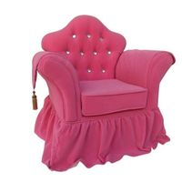lovely princess pink chair from haosen Y---55 teenage chair kids chair thumbnail image