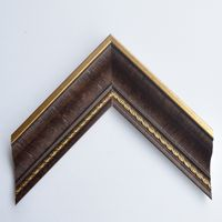 J06047 series Wholesale Cheap Picture Frame Moulding Supplier Embossed Photo Molding