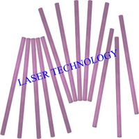 8185ND YAG crystal rod with high quality for laser cutting machine