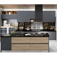 ALL Stainless Steel Kitchen Cabinets thumbnail image