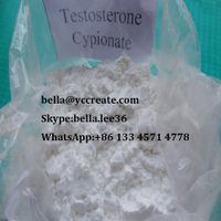 Testosterone Cypionate Steroid Powder for Bodybuilding