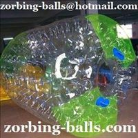 Inflatable Bubble Zorb Roller thumbnail image