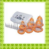 Portable infrared vibration vacuum breast enhancement beauty equipment (S042)