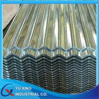 galvanzied steel sheet/ corrugated steel sheet for roofing