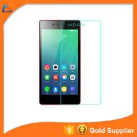 HD clear 2017 hot tempered glass screen protector for lenovo a580