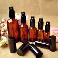 10ml-100ml amber glass perfume bottle thumbnail image