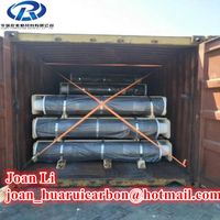 China Graphite Electrodes UHP 500 for Sale Factory Price thumbnail image