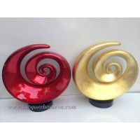 HT3601Vietnam metallic lacquer sculpture