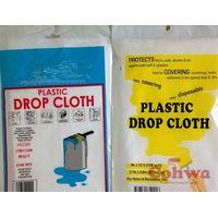 Dust Sheet Cover,Prep-Tool,Plastic Drop Cloth