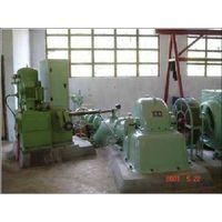 Turgo Hydraulic / Hydro Turbine Generator Sets