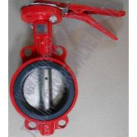 Kitz ANSI 150 4 Inch Wafer Butterfly Valve (D71X-125/150) thumbnail image