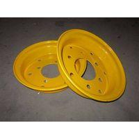 steel wheels& tubeless wheels