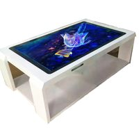 Indoor 42 inch LCD Touch Screen Coffee/Game Tables with WIFI/3G thumbnail image
