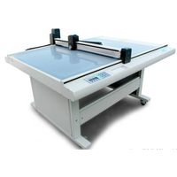 DCG50 electronic die cutting machine with laser position