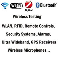 CE/FCC/IC Testing for WiFi/BT/GPS Tablet PC