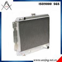 Sell auto aluminium radiator for different cars thumbnail image