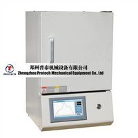 High temperature dental electric furnace