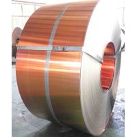 Copper Steel Bimetal Strip