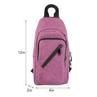 Men Cross Body stylish Smellproof Messenger Bag Shoulder Chest Pouch Sling Bag