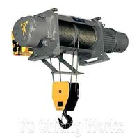 Electric Wire Rope Hoist - Foot-Mounted type