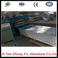 Long life original price customized corrugated aluminum roofing sheet