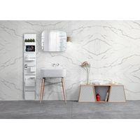 China Calacatta & Carrara quartz stone surfaces slabs factory Marble looking quartz Veins quartz thumbnail image