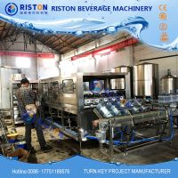 5 gallon/20L jar water filling machine manufacturer factory price