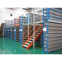 mezzanine/steel multi-tier racking /warehouse racking