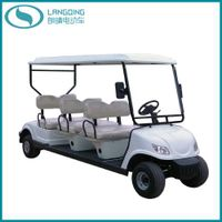 Model LQY065  Electric Club Car Six Seats