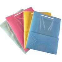 Supply of post-consumer recycled plastic bag