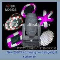 New 200W Led moving head spot stage light equipment thumbnail image