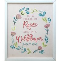Beautiful home decor picture frames in canvas printing thumbnail image