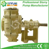 centrifugal slurry pump 12/10 10/8 8/6 6/4