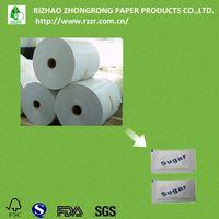 moistureproof PE coated sugar sticks paper
