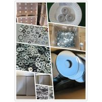 WASHERS:Flat washer,Square washer,Taper washer,Spring washer,Tap washer