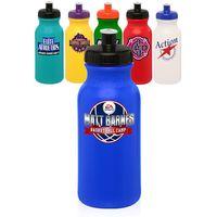 plastic sports water bottle thumbnail image
