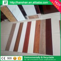Luxury SPC Wood Like Click Lock Vinyl Plank Flooring indoor volleyball court flooring